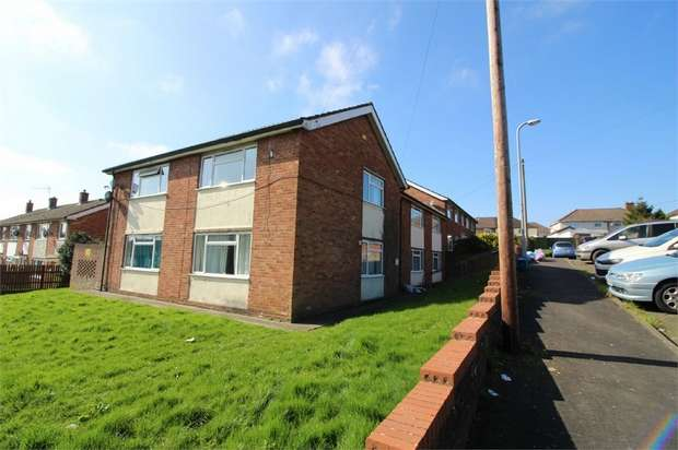 1 Bedroom Flat for sale in St Davids Road, ABERGAVENNY, Monmouthshire