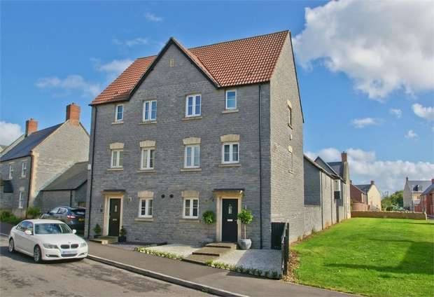 5 Bedrooms Semi Detached House for sale in SHEPTON MALLET, Somerset