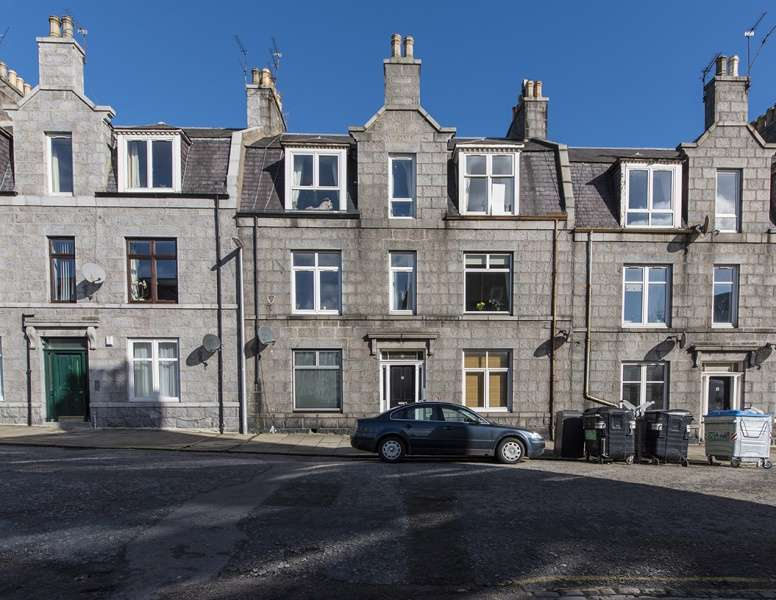 2 Bedrooms Flat for sale in 12 Sunnybank Place, Aberdeen, Aberdeenshire, AB24 3LA