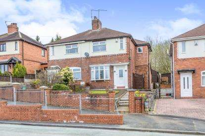 3 Bedrooms Semi Detached House for sale in Newcastle Street, Newcastle, Staffordshire, Staffs