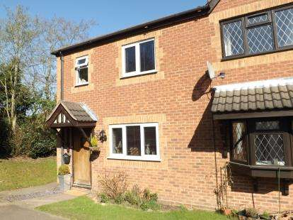 1 Bedroom End Of Terrace House for sale in Imperial Rise, Coleshill, Birmingham, Warwickshire