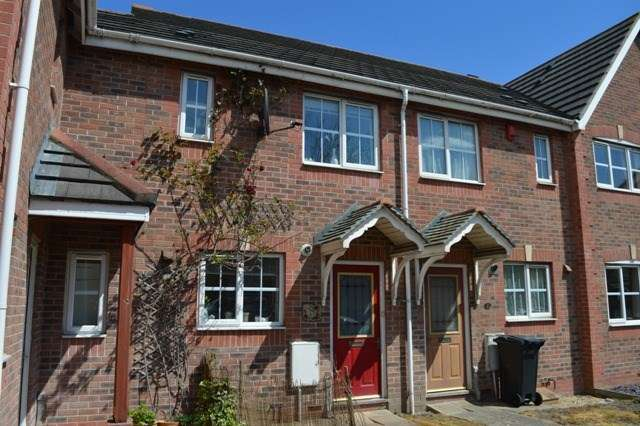 2 Bedrooms Terraced House for sale in Charlock Road, Locking Castle, WESTON SUPER MARE