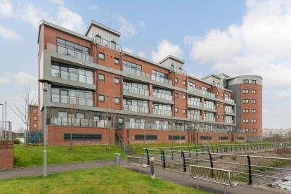 2 Bedrooms Flat for sale in Cardon Square, Renfrew