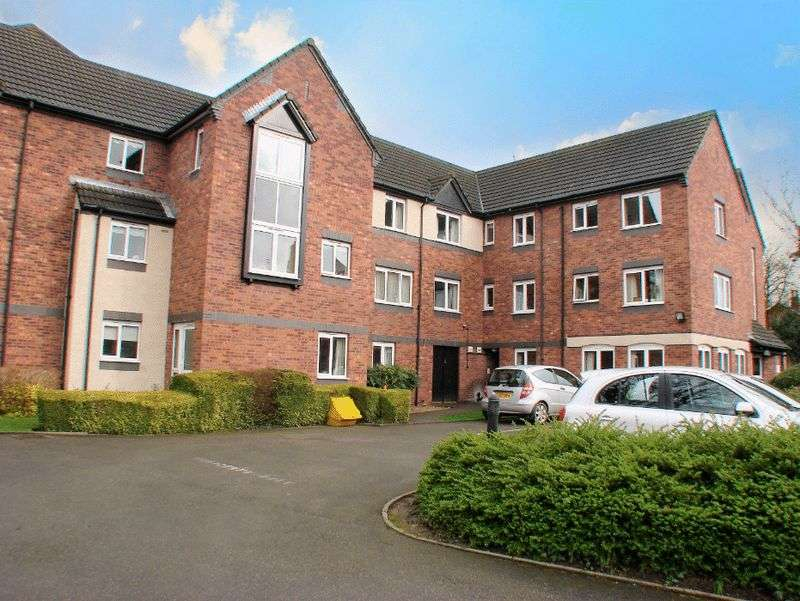 1 Bedroom Flat for sale in Brielen Court, Radcliffe-on-Trent