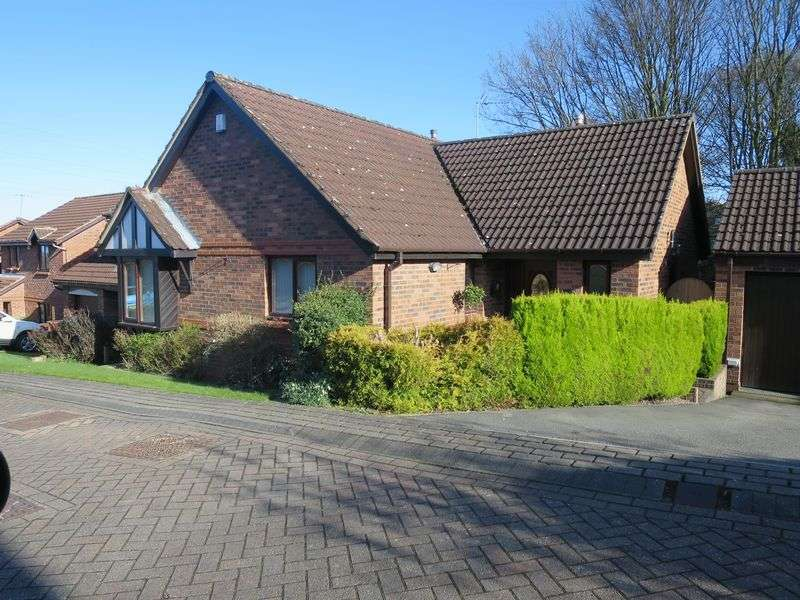2 Bedrooms Detached Bungalow for sale in Ibbetson Court, Churwell, Leeds