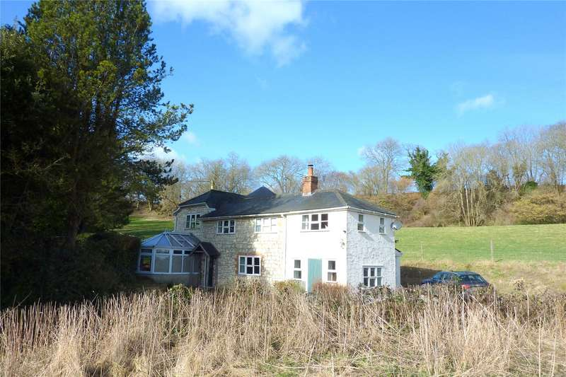 4 Bedrooms Detached House for sale in Worldham Hill, East Worldham