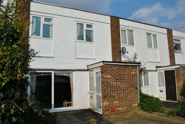 3 Bedrooms Terraced House for sale in Birch Barn Way, Kingsthorpe, Northampton NN2 8DU