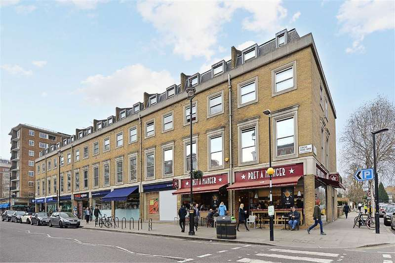 1 Bedroom Flat for sale in Portland House, London, NW8