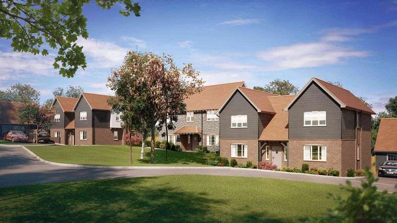 4 Bedrooms Detached House for sale in Forge Close, Church Lane, Pyecombe, West Sussex