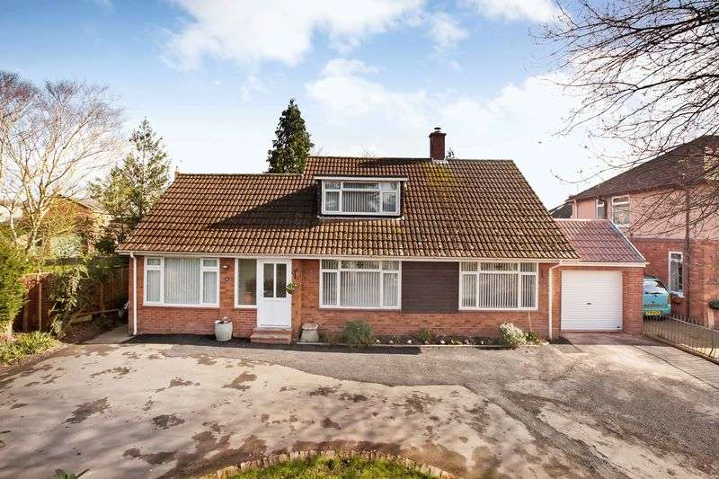 3 Bedrooms Detached House for sale in STAPLEGROVE ROAD