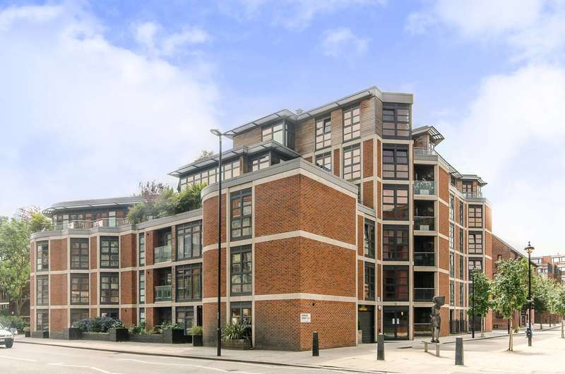 2 Bedrooms Flat for sale in Moreton Street, Pimlico, SW1V