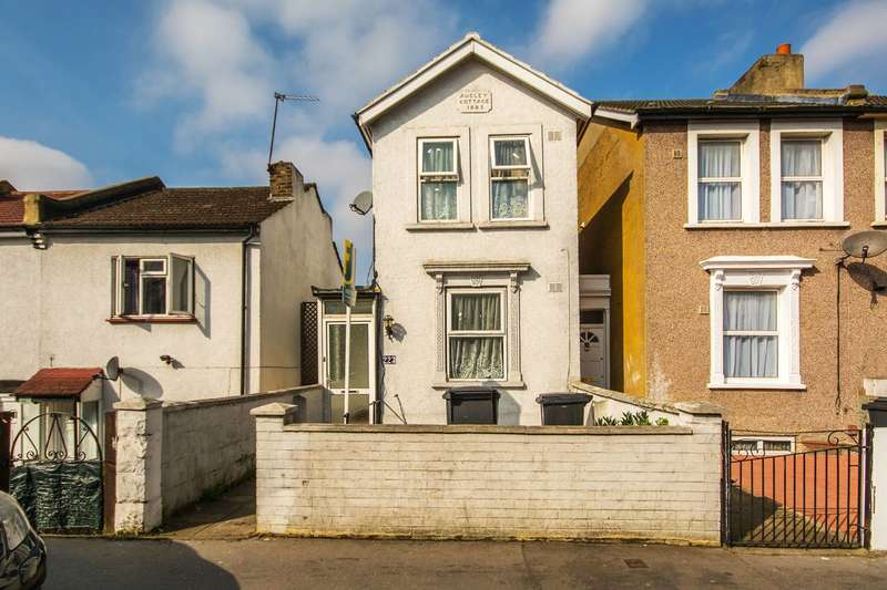 3 Bedrooms House for sale in Whitehorse Road, Croydon, CR0