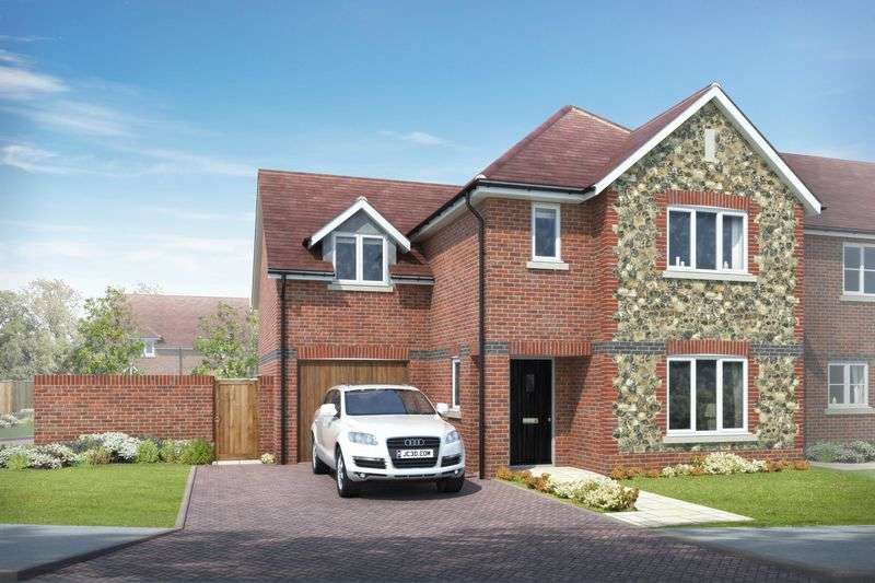4 Bedrooms Detached House for sale in Sussex Grange, Main Road, Emsworth