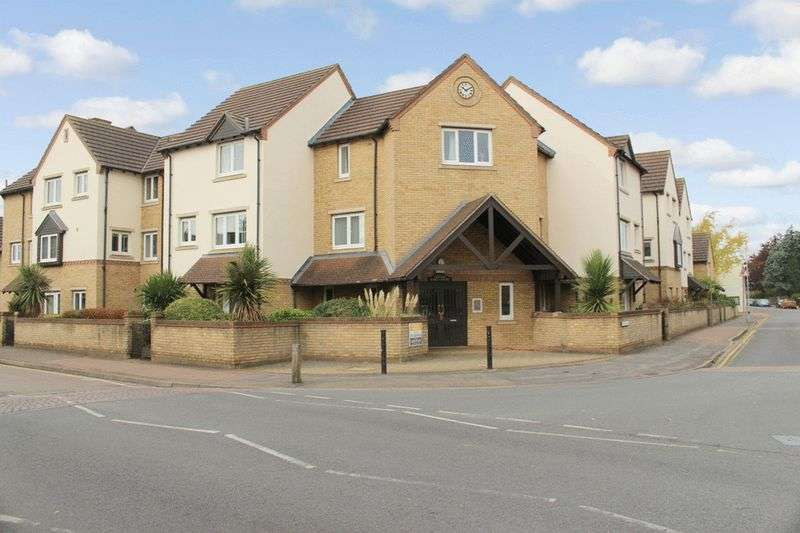 2 Bedrooms Retirement Property for sale in Haig Court, Cambridge, CB4 1TT