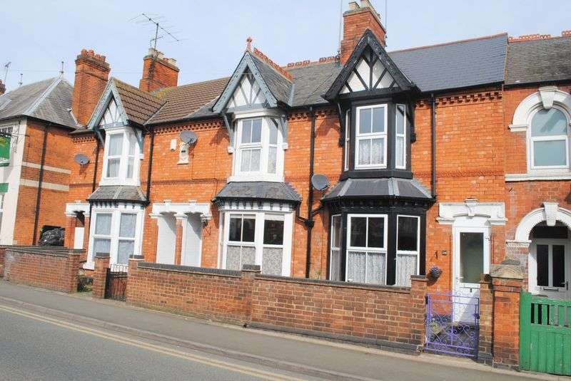 3 Bedrooms Terraced House for sale in Wellingborough Road, Rushden