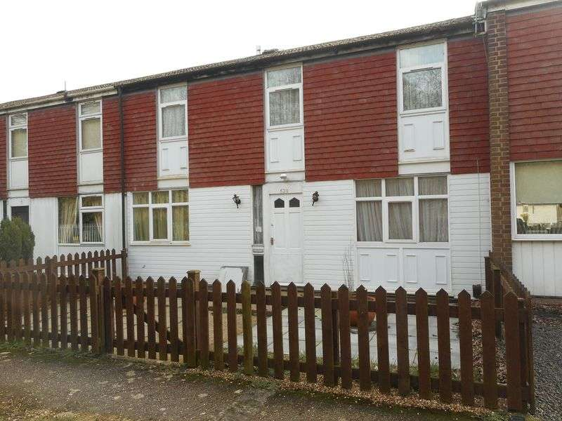 3 Bedrooms Terraced House for sale in Kingswood Road, Nuneaton
