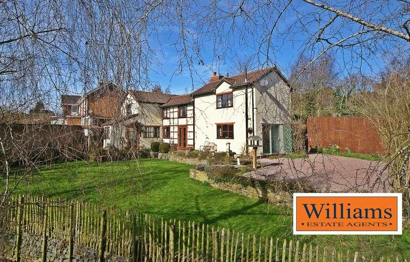 4 Bedrooms Detached House for sale in Coldwells Road, Hereford