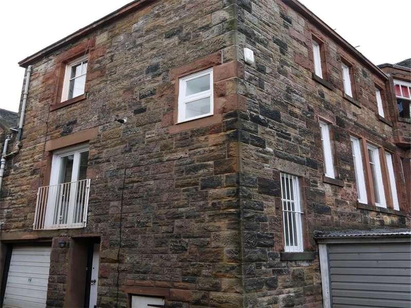 2 Bedrooms Mews House for rent in Mirrlees Lane, Kelvinside, Glasgow