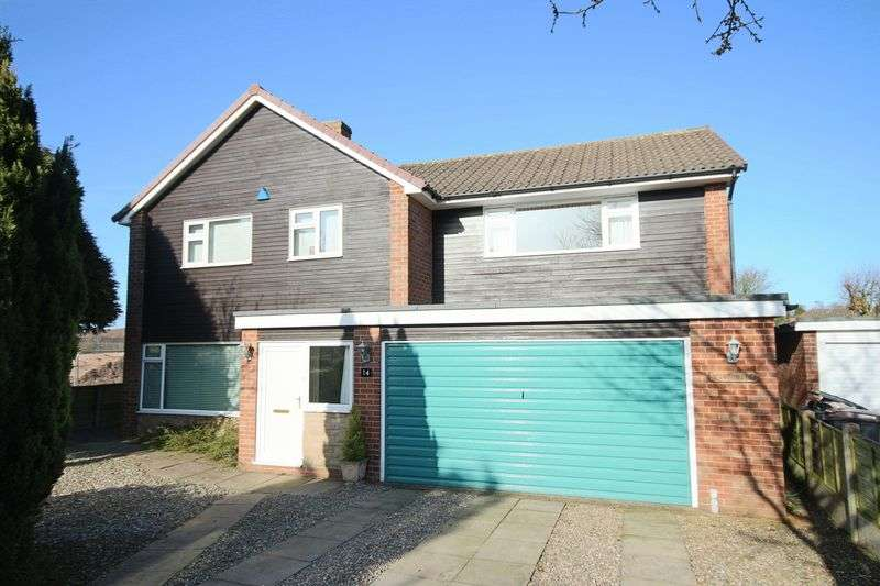 4 Bedrooms Detached House for sale in Gateway Avenue, Baldwins Gate, Newcastle-Under-Lyme