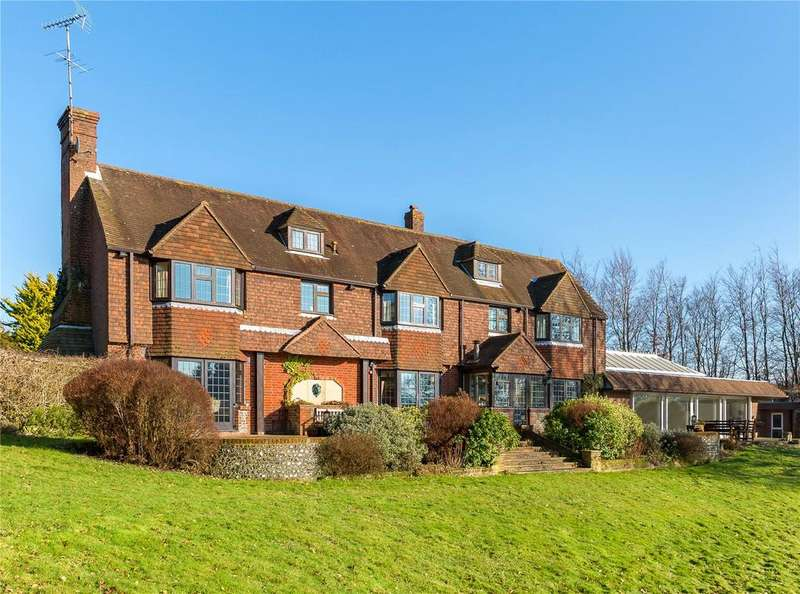 6 Bedrooms Detached House for sale in Brighton Road, Woodmancote, Henfield, West Sussex
