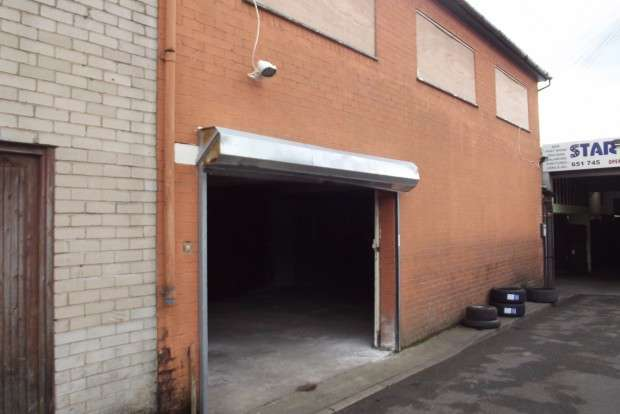 Workshop & Retail Space Commercial for sale in St. Marys Court, Preston, PR1