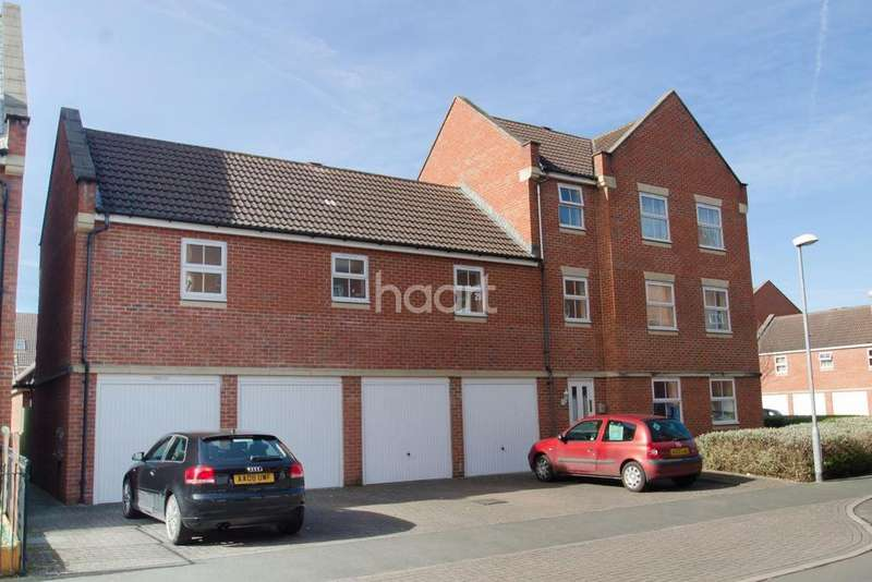 2 Bedrooms Flat for sale in Lynmouth Road, Swindon , Wiltshire