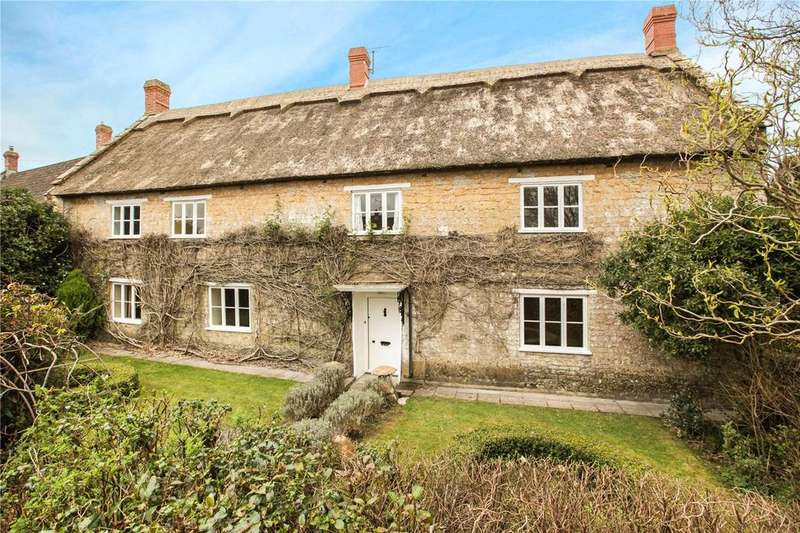 5 Bedrooms Detached House for sale in Misterton, Silver Street, Crewkerne, Somerset