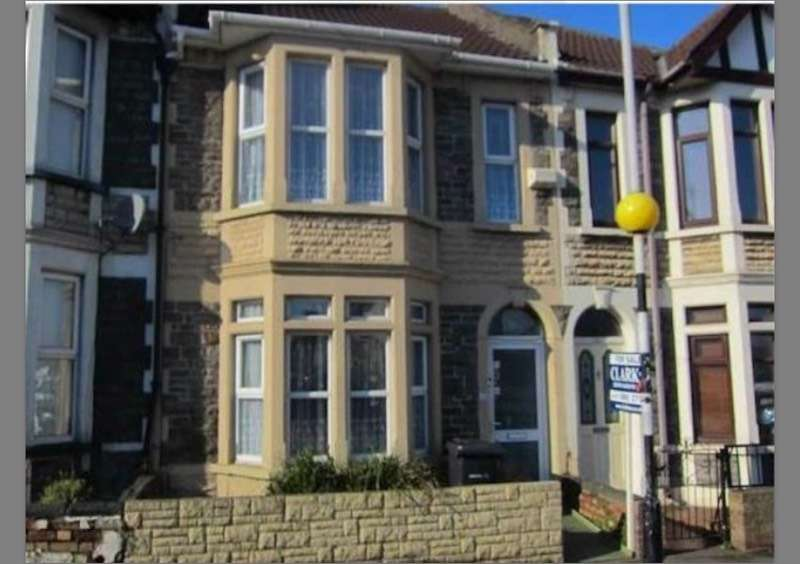 3 Bedrooms Terraced House for sale in Wick road, Bristol, Bristol, BS4