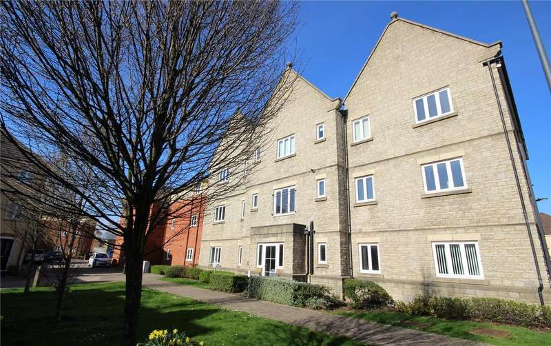 2 Bedrooms Apartment Flat for sale in Shepherds Walk, Bradley Stoke, Bristol, BS32