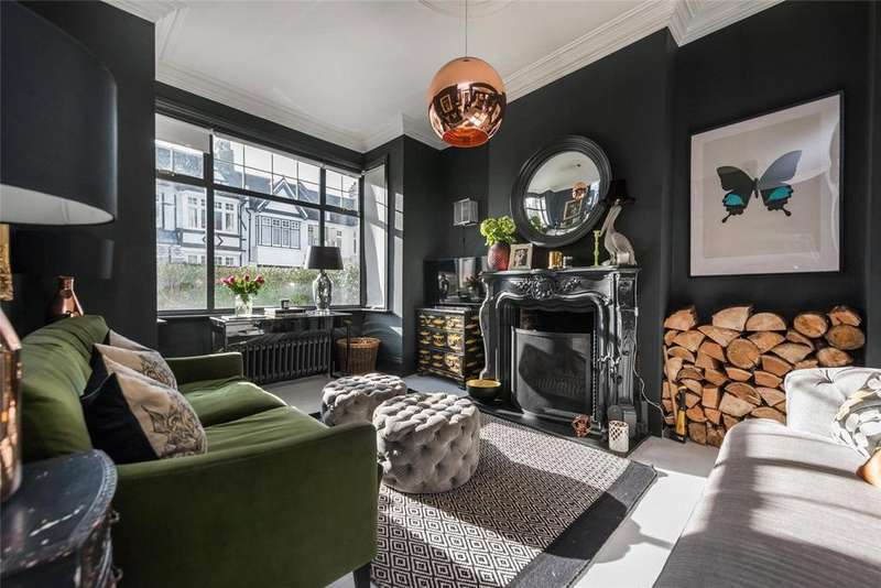 3 Bedrooms Terraced House for sale in Sellons Avenue, London, NW10
