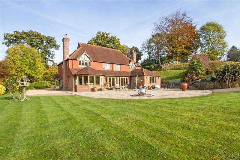 4 Bedrooms Detached House for sale in Ropes Lane, Fernhurst, Haslemere, Surrey, GU27