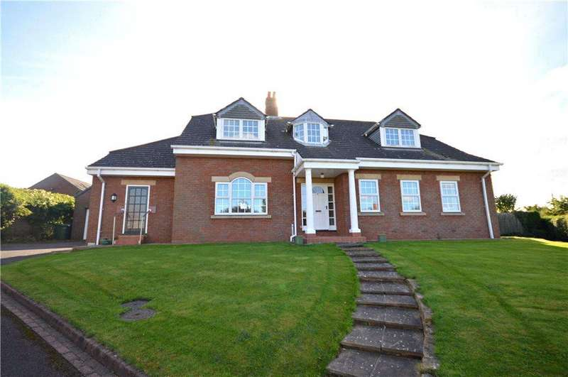 5 Bedrooms Detached House for sale in The Close, Hutton Rudby, Yarm