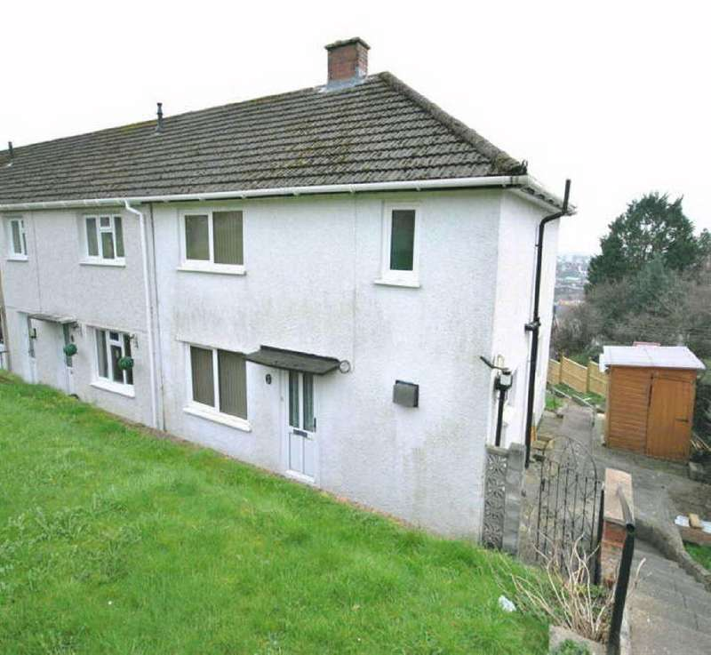 3 Bedrooms House for sale in Prosser Close, Carmarthen, Carmarthenshire