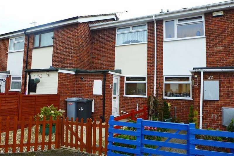 2 Bedrooms Terraced House for sale in Bidvale Way, Crewe