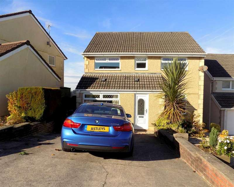 4 Bedrooms House for sale in Falcon Drive, Neath