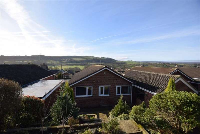 3 Bedrooms Detached Bungalow for sale in Croft Drive, Millhouse Green, SHEFFIELD, S36