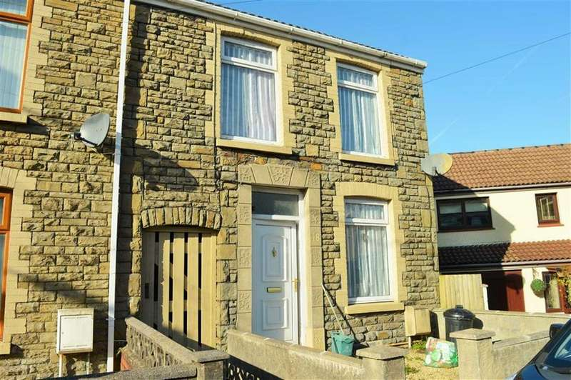 3 Bedrooms End Of Terrace House for sale in Coed Bach, Swansea, SA4