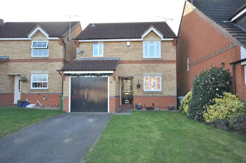 3 Bedrooms Detached House for sale in Robert Dukeson Avenue, Newark