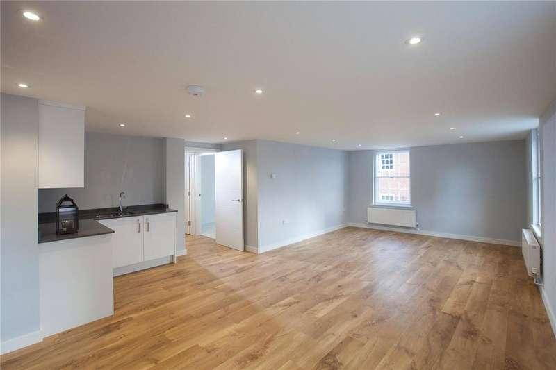2 Bedrooms Unique Property for sale in Queens House Apartments, Queens Street, Salisbury, Wiltshire, SP1