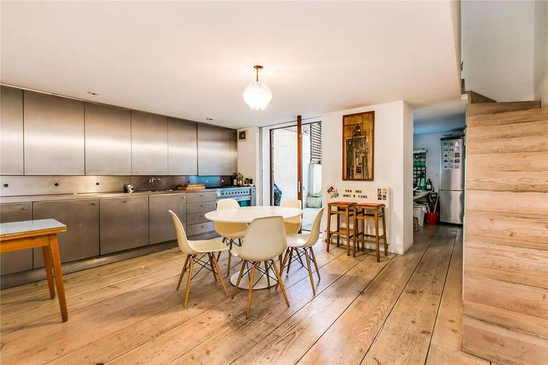 2 Bedrooms Flat for sale in Powis Square, Notting Hill, London