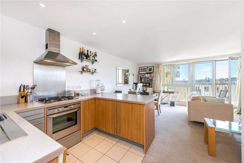 2 Bedrooms Apartment Flat for sale in Carronade Court, Eden Grove, London, N7
