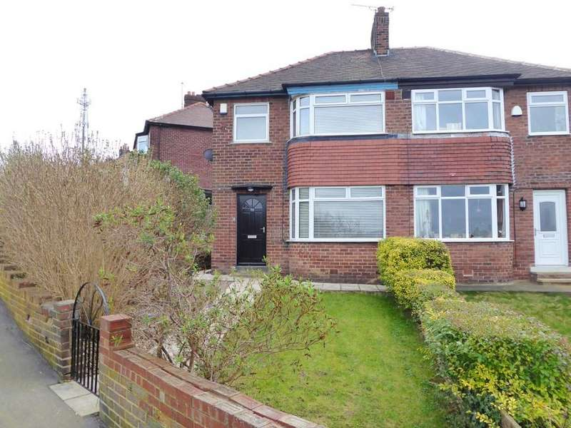 3 Bedrooms Semi Detached House for sale in Calverley Garth, Bramley
