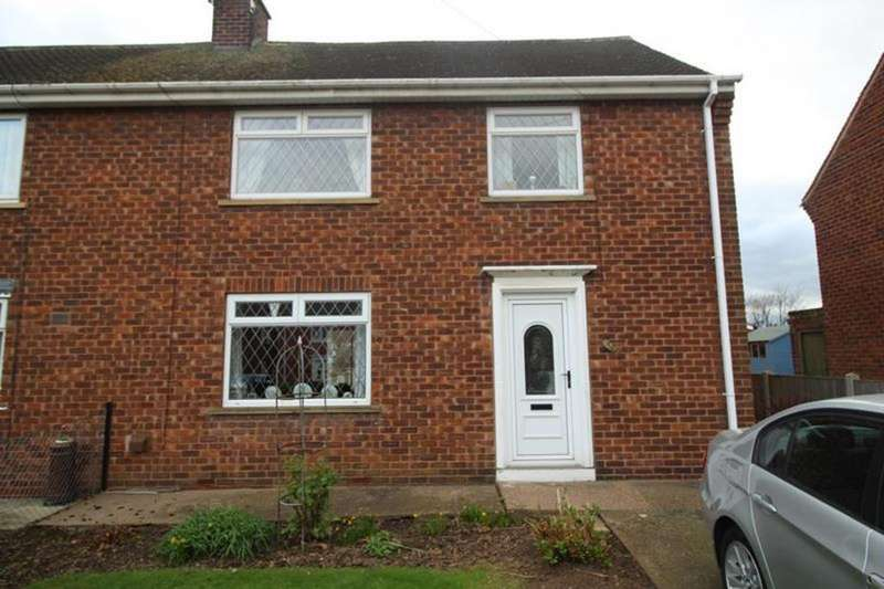 3 Bedrooms Semi Detached House for sale in 10 Lindrick Close, Carlton in Lindrick
