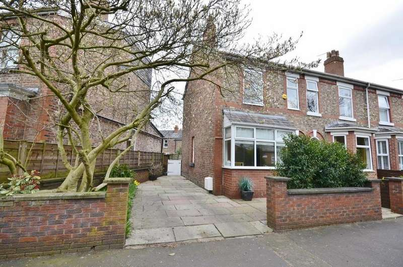 2 Bedrooms End Of Terrace House for sale in Mayor's Road, Altrincham