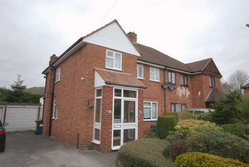 3 Bedrooms Semi Detached House for sale in Roughley Drive, Four Oaks, SUTTON COLDFIELD, West Midlands