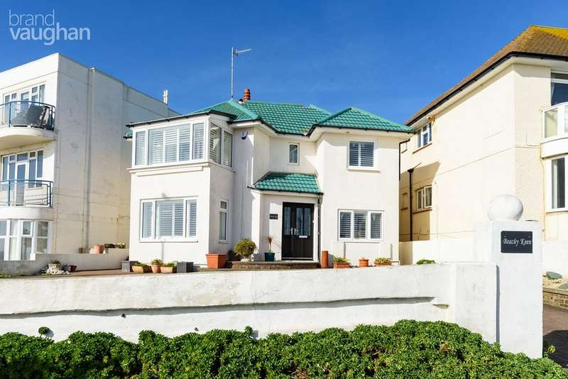 5 Bedrooms Detached House for sale in Marine Drive, Saltdean, Brighton, BN2