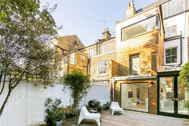 5 Bedrooms Terraced House for sale in Sulgrave Road, Hammersmith, London, W6