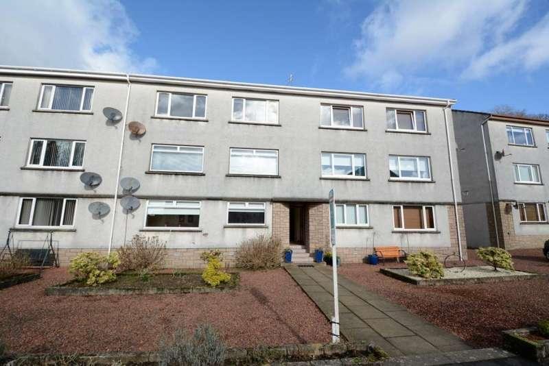 1 Bedroom Flat for sale in 5E Silverdale Gardens, Largs, KA30 9LT