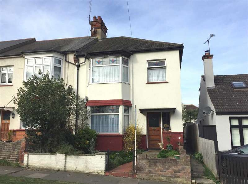 3 Bedrooms End Of Terrace House for sale in Leigh on Sea