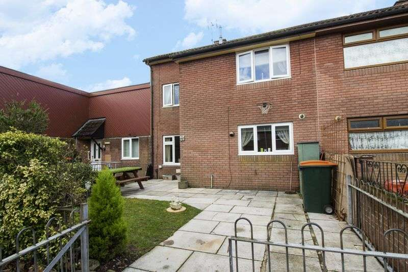 3 Bedrooms Terraced House for sale in Arthur Close, Newport